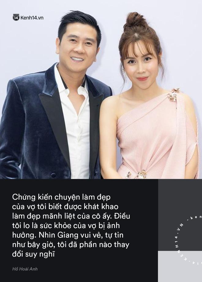 Trước khi tin đồn ly hôn bị rò rỉ, cùng nhìn lại loạt phát ngôn đầy ngọt ngào vừa mới đây của Lưu Hương Giang - Hồ Hoài Anh - ảnh 7