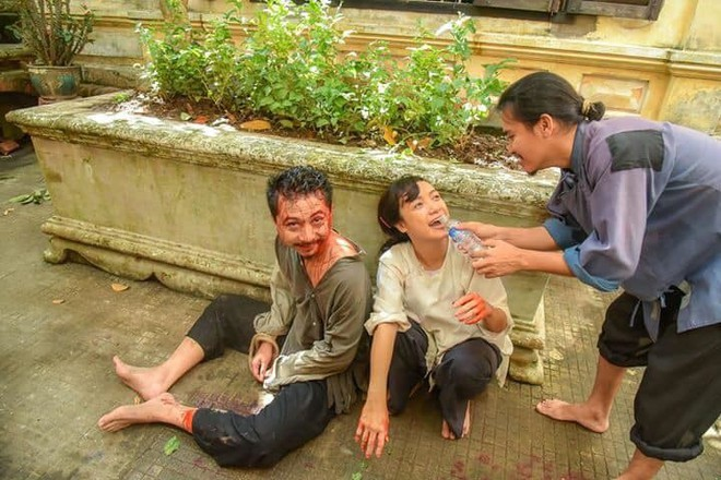 5 điều có thể ít ai biết về Tiếng Sét Trong Mưa: Đạo diễn lao tâm khổ tứ đi tìm diễn viên đóng vai con gái Thị Bình! - ảnh 7
