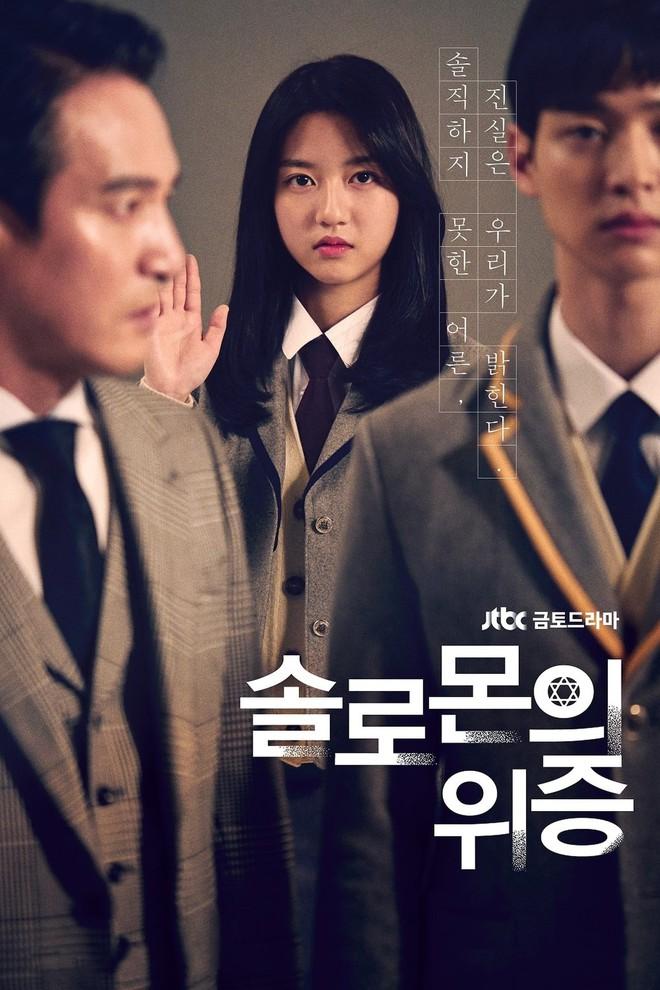 Mỹ nam giả gái đẹp lấn át Kim So Hyun của Tiểu Sử Chàng Nokdu: Thánh phim học đường y, đóng cổ trang không ai chơi lại! - Ảnh 2.