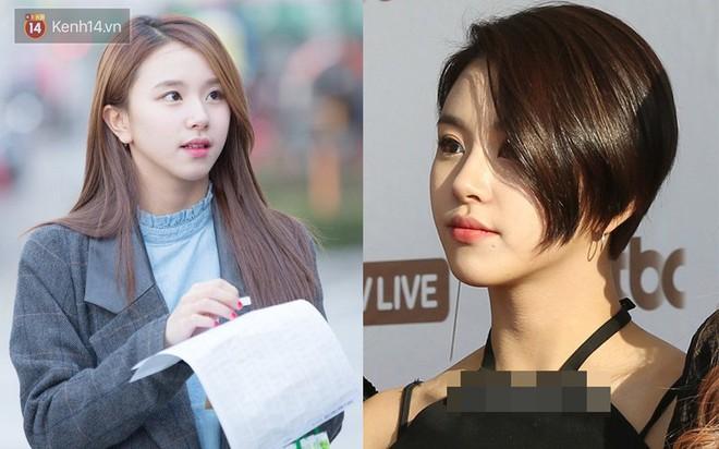 Idol Hàn cắt tóc ngắn: IU, Yoona, Wendy xinh ngất người; Krystal, Suzy lại thuộc nhóm xuống sắc - ảnh 8