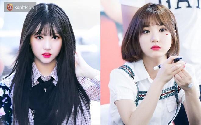 Idol Hàn cắt tóc ngắn: IU, Yoona, Wendy xinh ngất người; Krystal, Suzy lại thuộc nhóm xuống sắc - ảnh 10
