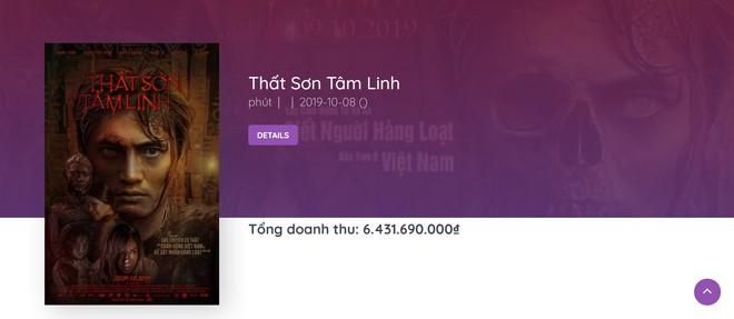Mặc tranh cãi về nội dung hụt hẫng khi ra mắt, Thất Sơn Tâm Linh hốt bạc 6.3 tỷ trong 5 tiếng đầu công chiếu - ảnh 3