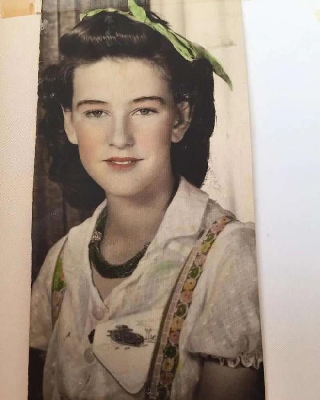 Côn Lăng khoe ảnh bà nội đẹp đến mức báo chí miêu tả tuyệt sắc giai nhân, Châu Kiệt Luân phải khen ngợi hết lời - ảnh 2