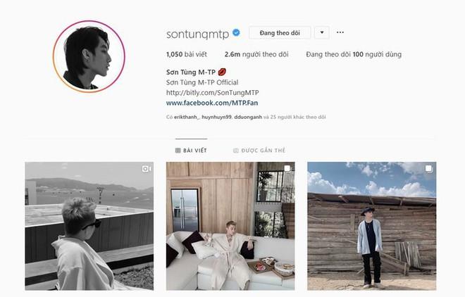 Sơn Tùng M-TP chính thức vượt mặt Chi Pu trở thành nghệ Việt có lượt theo dõi khủng nhất trên Instagram! - ảnh 3