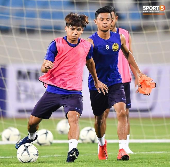 Tiền đạo Malaysia tự tin trước trận gặp Việt Nam: Chúng tôi không yếu hơn, vấn đề chỉ là sự quyết tâm và khát khao mà thôi - ảnh 4