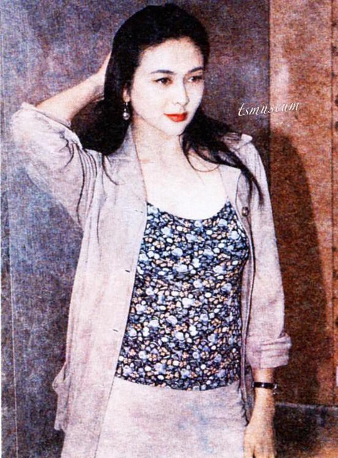 Xao xuyến nhan sắc U30 của Quan Chi Lâm, bảo sao Lưu Đức Hoa phải thốt lên: Cô ấy là người đẹp nhất tôi từng gặp - ảnh 11
