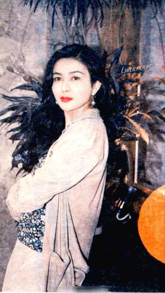 Xao xuyến nhan sắc U30 của Quan Chi Lâm, bảo sao Lưu Đức Hoa phải thốt lên: Cô ấy là người đẹp nhất tôi từng gặp - ảnh 13