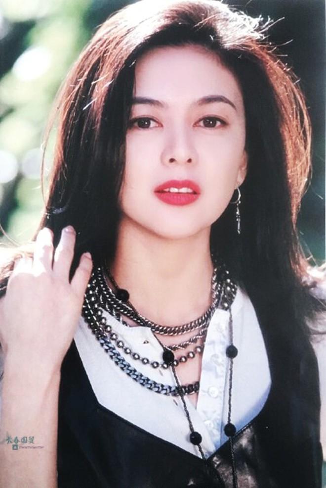 Xao xuyến nhan sắc U30 của Quan Chi Lâm, bảo sao Lưu Đức Hoa phải thốt lên: Cô ấy là người đẹp nhất tôi từng gặp - ảnh 3