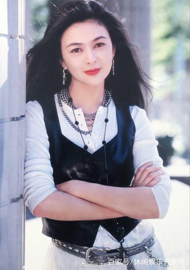 Xao xuyến nhan sắc U30 của Quan Chi Lâm, bảo sao Lưu Đức Hoa phải thốt lên: Cô ấy là người đẹp nhất tôi từng gặp - ảnh 4