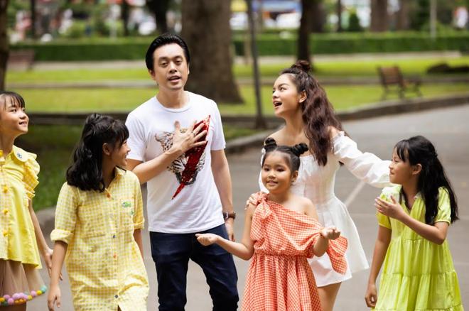 Tình trạng ô nhiễm không khí đáng báo động, Phạm Quỳnh Anh rủ học trò The Voice Kids thực hiện MV đầy ý nghĩa về môi trường - ảnh 7
