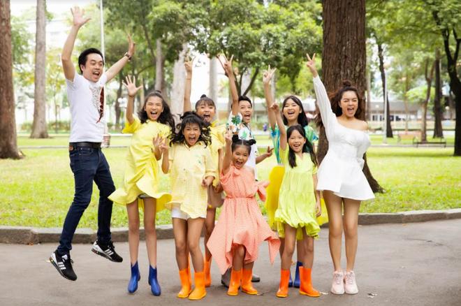 Tình trạng ô nhiễm không khí đáng báo động, Phạm Quỳnh Anh rủ học trò The Voice Kids thực hiện MV đầy ý nghĩa về môi trường - ảnh 6