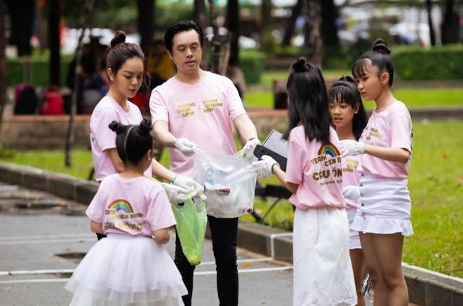 Tình trạng ô nhiễm không khí đáng báo động, Phạm Quỳnh Anh rủ học trò The Voice Kids thực hiện MV đầy ý nghĩa về môi trường - ảnh 4