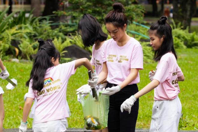 Tình trạng ô nhiễm không khí đáng báo động, Phạm Quỳnh Anh rủ học trò The Voice Kids thực hiện MV đầy ý nghĩa về môi trường - ảnh 3
