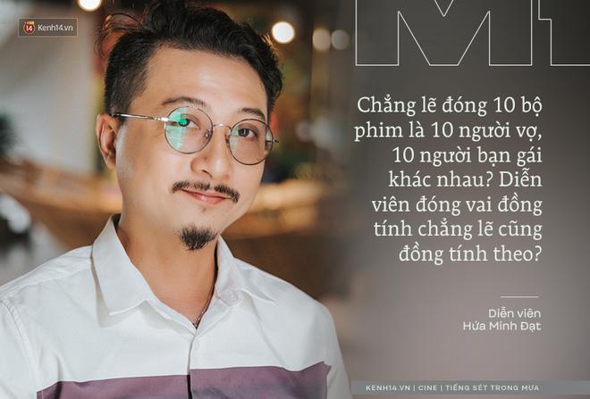 Hứa Minh Đạt ngỡ cầm nhầm kịch bản khi đóng Lũ (Tiếng Sét Trong Mưa), kể chuyện Cao Thái Hà sáng tạo cực mạnh cho cảnh cưỡng hiếp - ảnh 11
