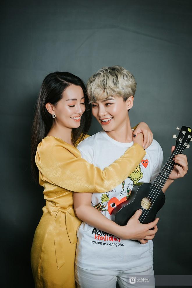 Giữa loạt bằng chứng nghi vấn rạn nứt tình ái, cặp MC đồng giới Quỳnh Chi - Thùy Dung chính thức lên tiếng - Ảnh 1.