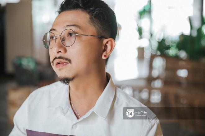 Hứa Minh Đạt ngỡ cầm nhầm kịch bản khi đóng Lũ (Tiếng Sét Trong Mưa), kể chuyện Cao Thái Hà sáng tạo cực mạnh cho cảnh cưỡng hiếp - ảnh 10