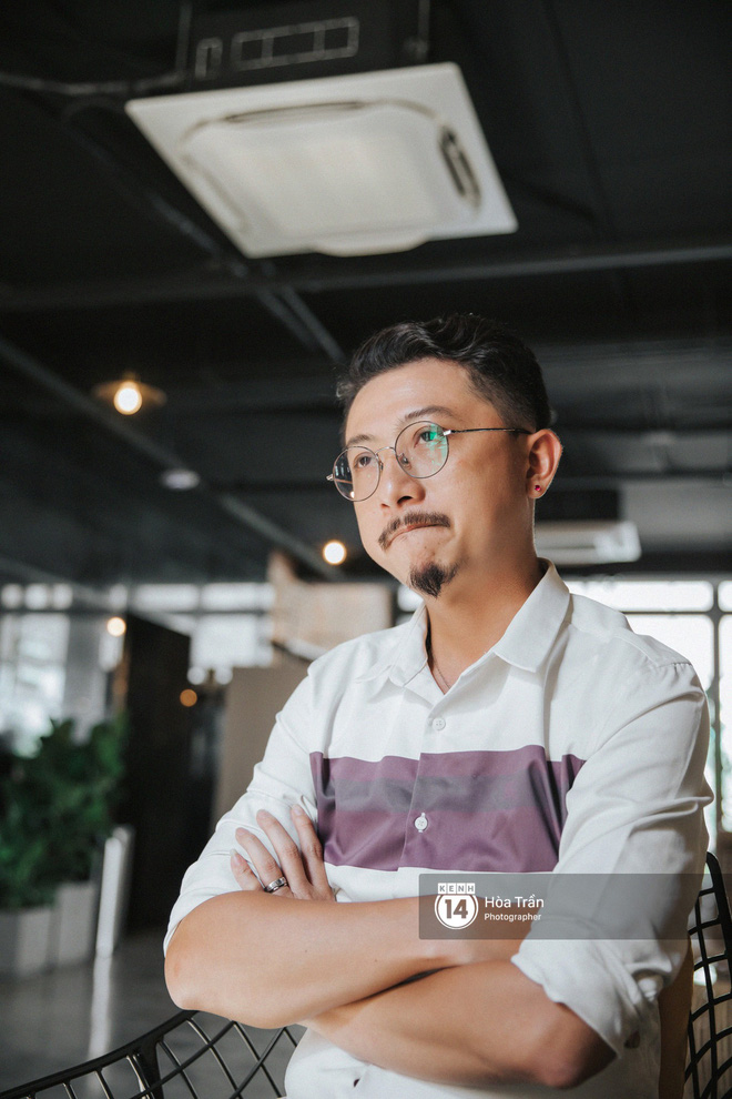 Hứa Minh Đạt ngỡ cầm nhầm kịch bản khi đóng Lũ (Tiếng Sét Trong Mưa), kể chuyện Cao Thái Hà sáng tạo cực mạnh cho cảnh cưỡng hiếp - ảnh 8