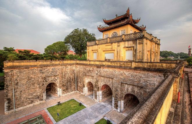 Thủ đô Hà Nội được đánh giá là một trong những thành phố đẹp nhất thế giới