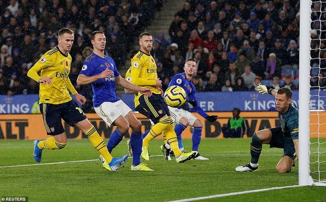 Arsenal nhận thất bại tủi hổ trước Leicester City: Khi thời gian và niềm tin đã cạn kiệt với Unai Emery - ảnh 1