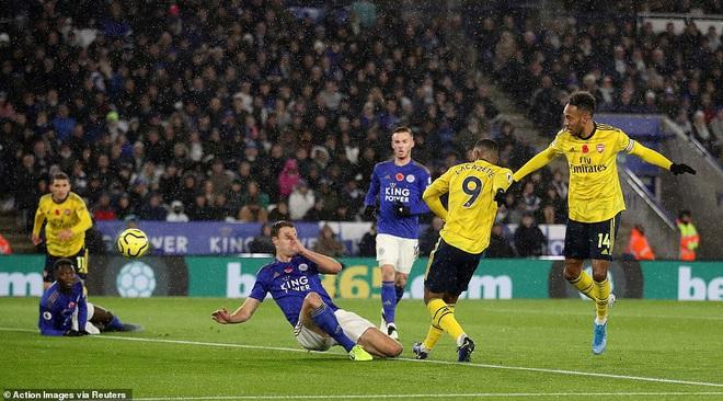 Arsenal nhận thất bại tủi hổ trước Leicester City: Khi thời gian và niềm tin đã cạn kiệt với Unai Emery - ảnh 2