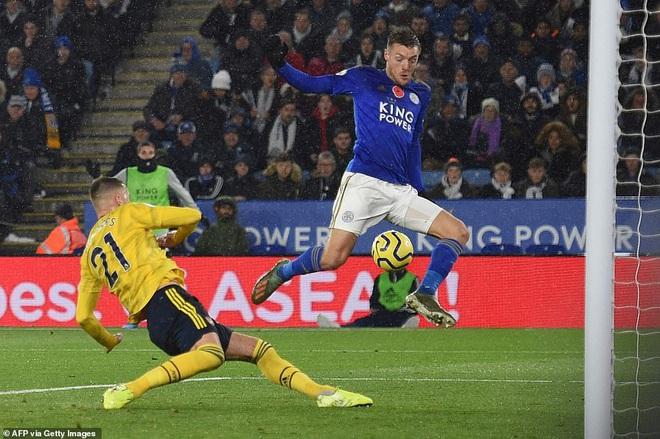 Arsenal nhận thất bại tủi hổ trước Leicester City: Khi thời gian và niềm tin đã cạn kiệt với Unai Emery - ảnh 3