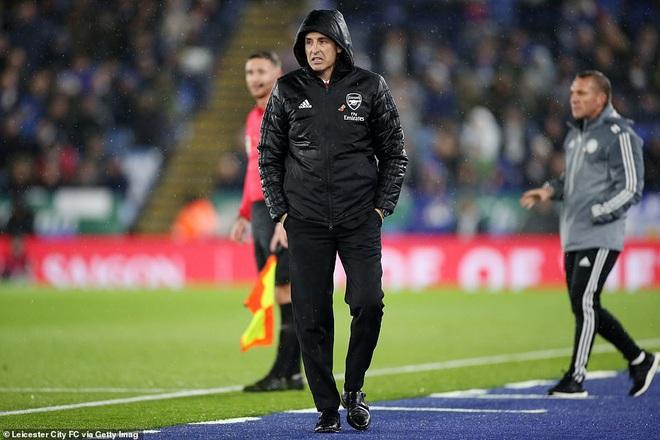 Arsenal nhận thất bại tủi hổ trước Leicester City: Khi thời gian và niềm tin đã cạn kiệt với Unai Emery - ảnh 7