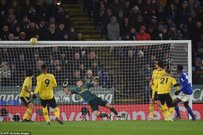 Arsenal nhận thất bại tủi hổ trước Leicester City: Khi thời gian và niềm tin đã cạn kiệt với Unai Emery - ảnh 4