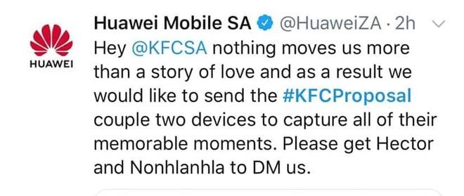 Mạnh dạn cầu hôn trong KFC, cặp đôi bất ngờ bị hàng loạt thương hiệu lớn truy lùng đòi... tặng quà khủng và đài thọ toàn bộ chi phí cưới hỏi - ảnh 4