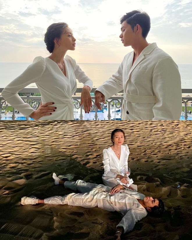 """Đây là """"kết cục"""" của Jun Phạm sau cơn say, để lại Ngô Thanh Vân thẫn thờ trên bờ biển: Lầy lội đến thế là cùng! - ảnh 3"""