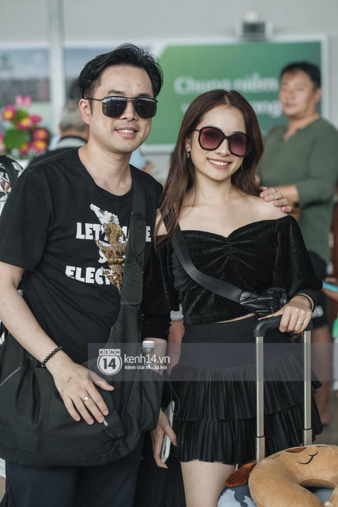 Dàn sao Vbiz đổ bộ sân bay rời Phú Quốc: Người thấm mệt, người vẫn tươi rói sau đêm quẩy nhiệt tại đám cưới Đông Nhi - ảnh 15