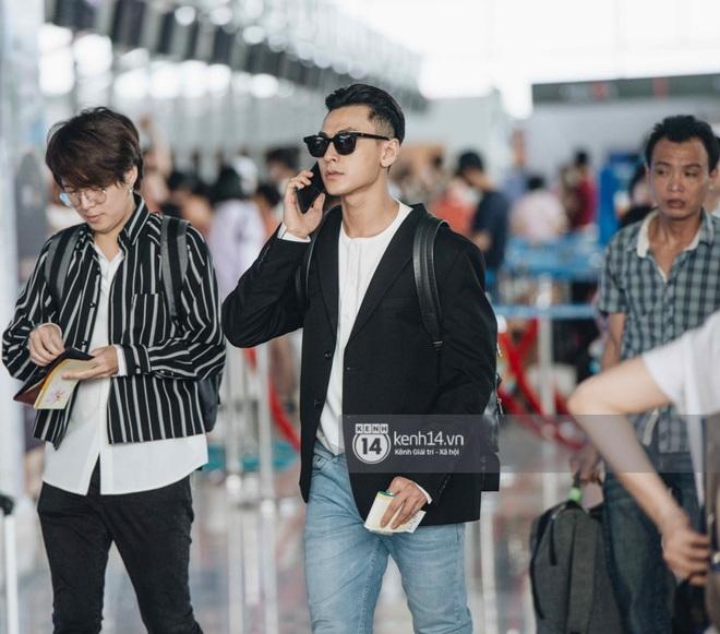 Dàn sao Vbiz đổ bộ sân bay rời Phú Quốc: Người thấm mệt, người vẫn tươi rói sau đêm quẩy nhiệt tại đám cưới Đông Nhi - ảnh 2
