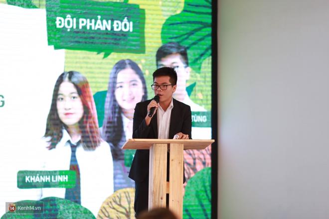 Green Talk: Màn debate nảy lửa của dàn thí sinh hot nhất Trường Teen, đến MC Thùy Minh và Khánh Vy cũng cực kỳ tâm đắc! - ảnh 8