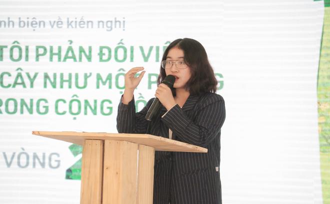 Green Talk: Màn debate nảy lửa của dàn thí sinh hot nhất Trường Teen, đến MC Thùy Minh và Khánh Vy cũng cực kỳ tâm đắc! - ảnh 7