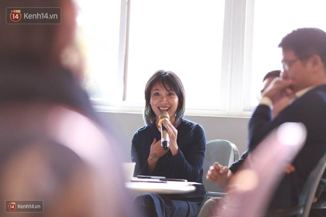 Green Talk: Màn debate nảy lửa của dàn thí sinh hot nhất Trường Teen, đến MC Thùy Minh và Khánh Vy cũng cực kỳ tâm đắc! - Ảnh 4.