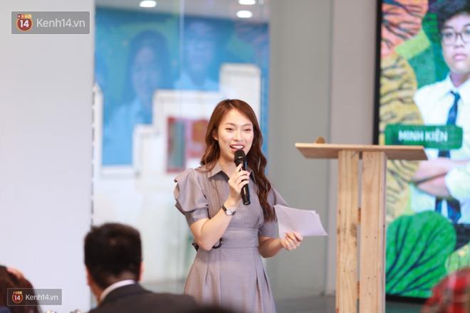 Green Talk: Màn debate nảy lửa của dàn thí sinh hot nhất Trường Teen, đến MC Thùy Minh và Khánh Vy cũng cực kỳ tâm đắc! - Ảnh 5.