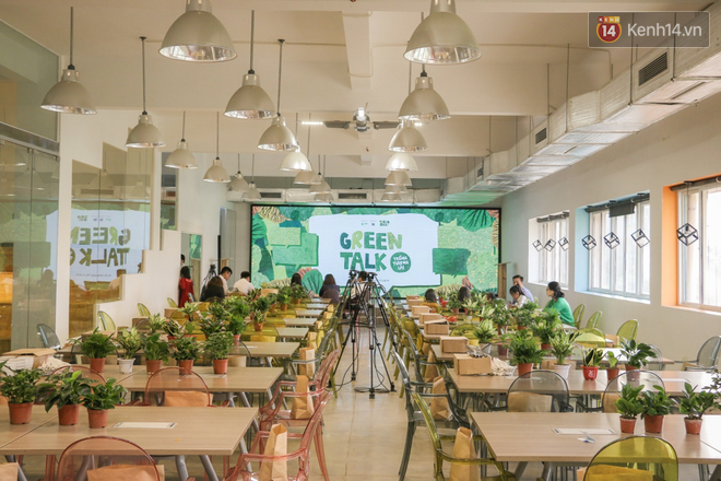 Green Talk: Màn debate nảy lửa của dàn thí sinh hot nhất Trường Teen, đến MC Thùy Minh và Khánh Vy cũng cực kỳ tâm đắc! - Ảnh 1.