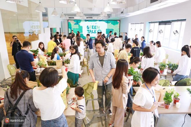 Green Talk: Màn debate nảy lửa của dàn thí sinh hot nhất Trường Teen, đến MC Thùy Minh và Khánh Vy cũng cực kỳ tâm đắc! - ảnh 3