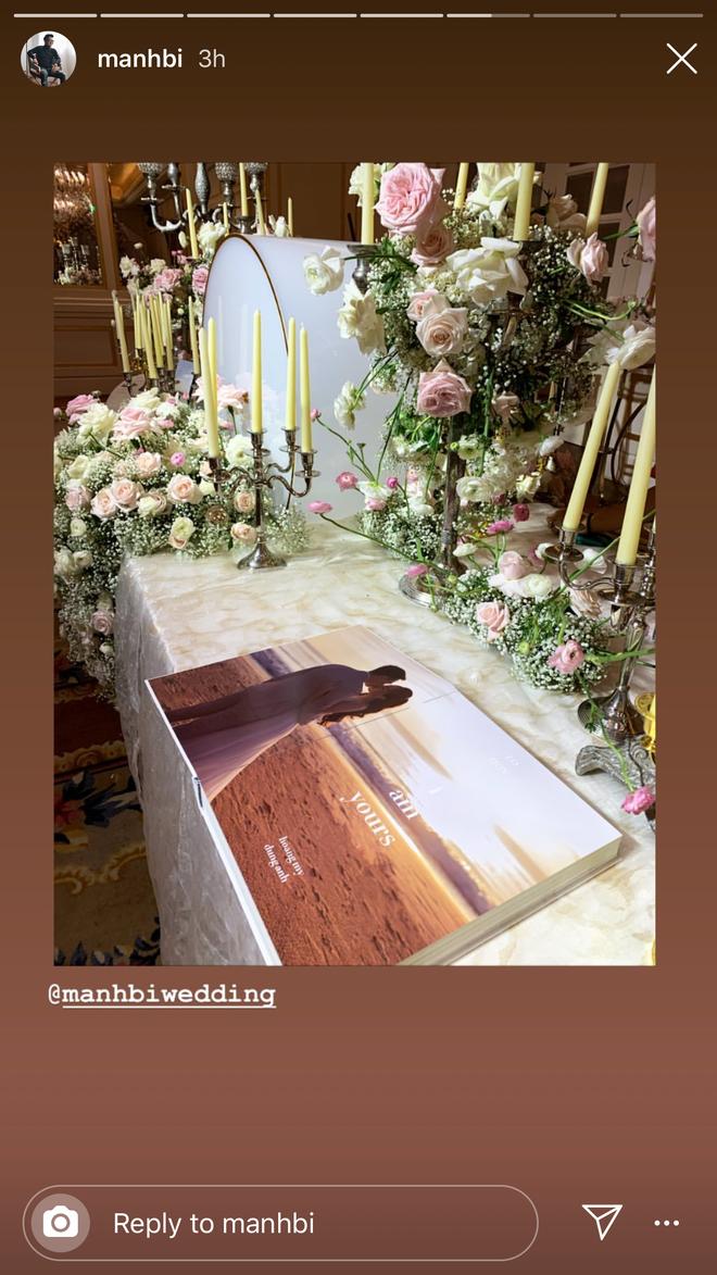 Cập nhật trước giờ G đám cưới của Mie: Cô dâu xinh xuất sắc, chú rể và dàn phù rể cũng cực phẩm không kém - ảnh 1