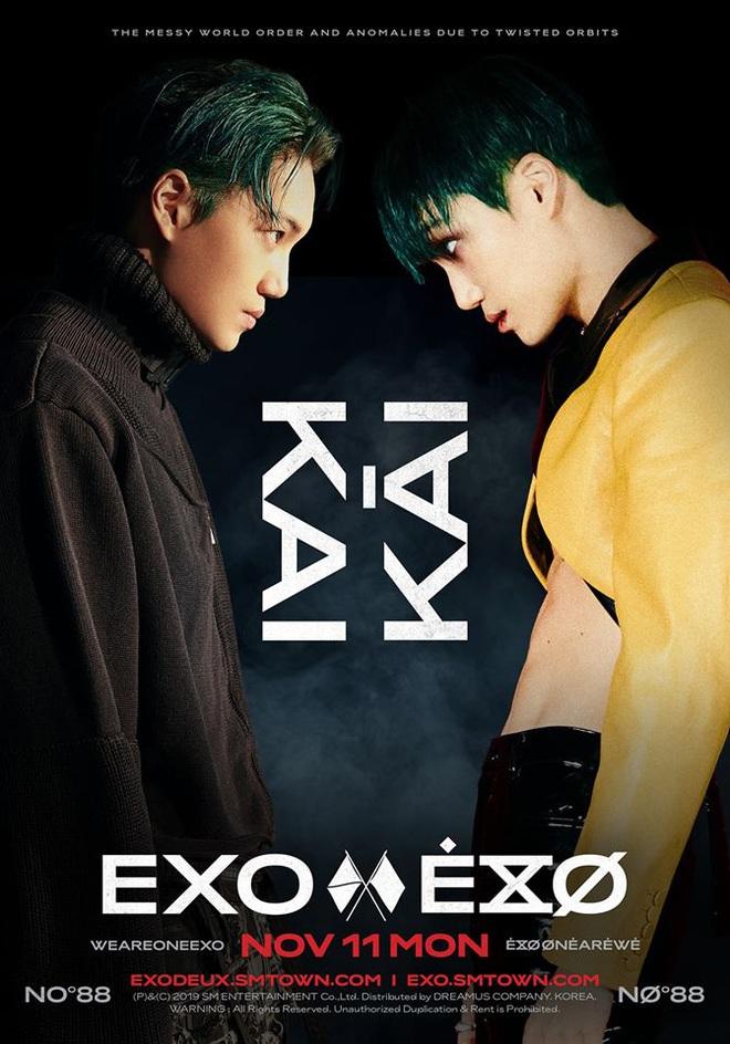 Đúng như dự đoán, EXO được nhân bản trong MV mới; SM mở cuộc chiến realtime giữa bản thật và bản sao khiến fan đau đầu lựa chọn - Ảnh 1.