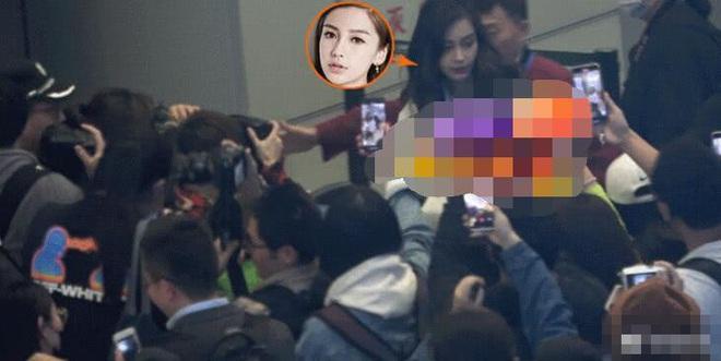 Sự việc hy hữu: Fan bị bóp cổ ngay tại sân bay vì xô xát, phản ứng của Angela Baby gây chú ý lớn - ảnh 3