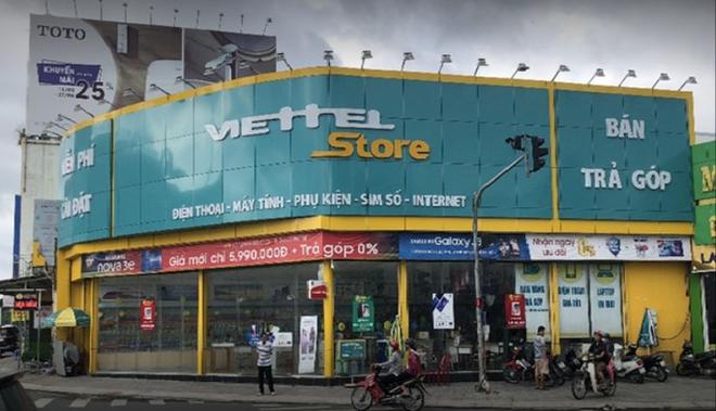 Một cửa hàng Viettel trình báo bị trộm đột nhập cuỗm tiền tỷ - ảnh 1