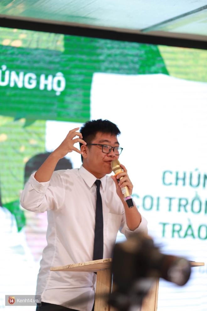 Green Talk: Màn debate nảy lửa của dàn thí sinh hot nhất Trường Teen, đến MC Thùy Minh và Khánh Vy cũng cực kỳ tâm đắc! - ảnh 5