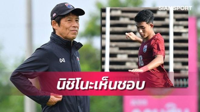 Hy hữu: Sao trẻ 17 tuổi xin rời tuyển Thái Lan để về giải cứu đội U19 tại vòng loại châu Á - ảnh 1