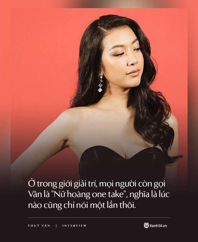 Thúy Vân: Đây không phải cuộc thi Hoa hậu thân thiện mà là Hoa hậu Hoàn vũ, một kỳ Olympic của sắc đẹp - ảnh 4