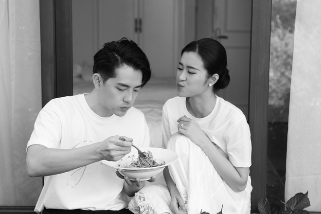 Đông Nhi - Ông Cao Thắng quyết rải đường đi muôn nơi, ra thêm 1 MV nữa toàn hình ảnh đám cưới ngọt ngào muốn xỉu - Ảnh 6.
