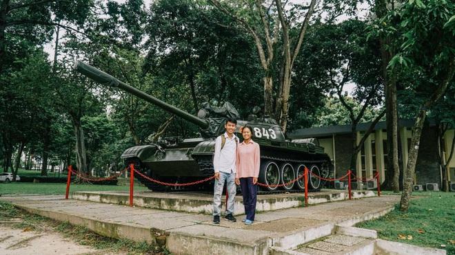"""Bất ngờ ghé thăm Sài Gòn, con trai YouTuber """"Ẩm thực mẹ làm"""" nhắn nhủ: Mong sao mẹ luôn khỏe để con dẫn đi du lịch nhiều nơi! - Ảnh 3."""