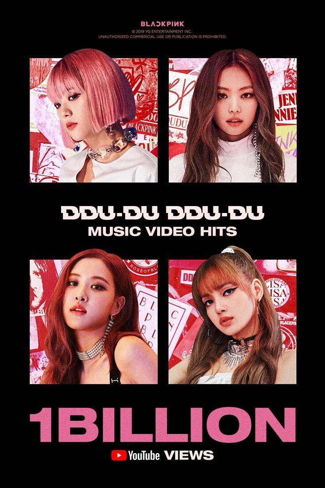NÓNG: DDU-DU DDU-DU vừa cán mốc 1 tỷ view và 11 triệu like cùng lúc, BLACKPINK lập kỷ lục chưa từng có với 1 nhóm nhạc Kpop! - ảnh 2