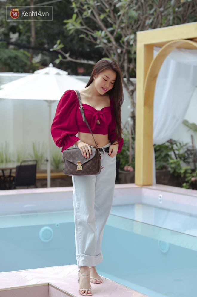 Beauty blogger Nguyên Newin lần đầu chia sẻ về cái mác tiểu thư rich kid và áp lực giàu vượt sướng - ảnh 7