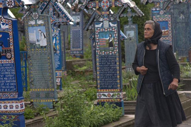 Vẻ đẹp của các nghĩa trang cổ khắp thế giới - ảnh 2