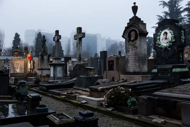 Vẻ đẹp của các nghĩa trang cổ khắp thế giới - ảnh 11